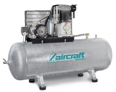 Zuigercompressor 7,5 kw - 10 bar - 500 l - 900l/min