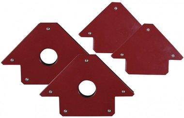 Set van 4 lasmagneten