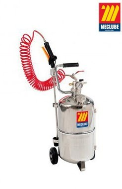 Wheeled stainless steel sprayer 24 liter