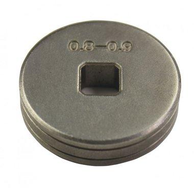 Doorvoerrol staal 1mm