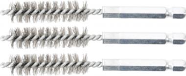 Bgs Technic Staalborstel | 12 mm | 6,3 mm (1/4) | 3-dlg