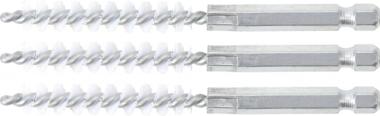 Bgs Technic Borstelschijf | 9 mm | 6,3 mm (1/4) | 3-dlg