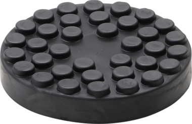 Bgs Technic Rubberschijf voor hefplatforms diameter 145 mm