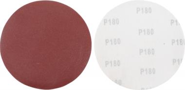 Bgs Technic Schuurschijfset voor langshalsschuurmachine korrel 180 aluminiumoxide 10-dlg