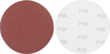 Bgs Technic Schuurschijfset voor langshalsschuurmachine korrel 100 aluminiumoxide 10-dlg