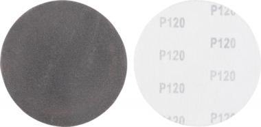 Bgs Technic Schuurschijfset korrel 120 siliciumcarbide 10-dlg