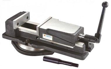 Mechanische freesklem extra grote bek opening 132mm