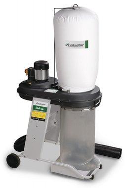 Spaanderafzuiging 1150 m³/h - 0,55 kw - 1x230v