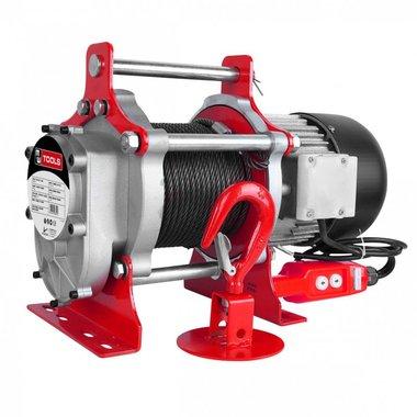 Elektrische lier 3x400v 750 kg