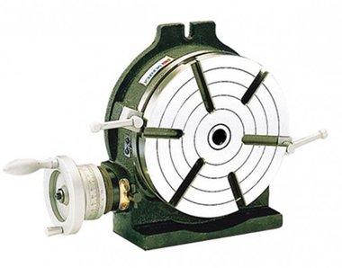 Verticaal / horizontaal verdeelapparaat - draaitafel 150mm