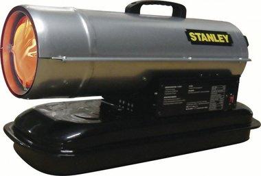 Warmeluchtblazer op diesel 102 m³