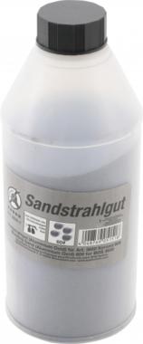 Zandstraalmiddel Aluminium oxide Korrel 60#  850 g