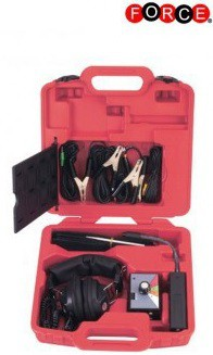 Sensitieve stethoscoop set