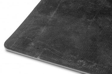 Vlakke rubber op rol 10m x 1400mm x 5mm
