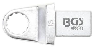 Bgs Technic Insteek-ringsleutel 13 mm