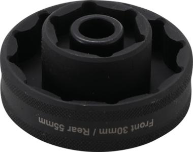 Bgs Technic Kracht-dopsleutel inzetzeskant / twaalfkant 12,5 mm (1/2) voor Ducati