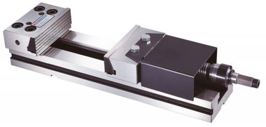 Modulaire hydraulische machineklem