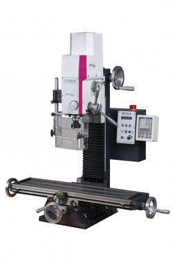 Boorfreesmachine digitale aflezing 480x175x370 mm