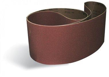 Schuurbanden metaal / hout 75x1180mm x10 stuks
