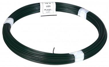 Binddraad PVC groen 1.4/2.0 mm 100 m