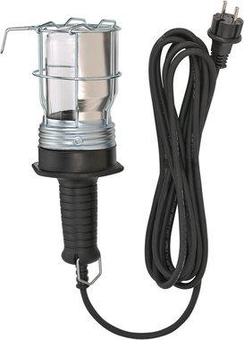 Rubber looplamp IP54 5m H07RN-F 2x1,0 100W E27