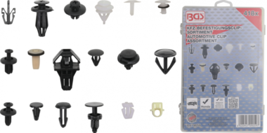 Bgs Technic Voertuig-bevestigingsclips voor Honda 418-dlg