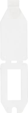 Bgs Technic Prijsplaatje, kunststof 40 x 27 mm