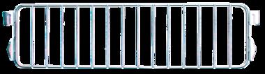 Scheidingsrooster 370 x 95 mm