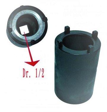 Daf-stuurstangverbinding met bevestigingsvoet 41mm