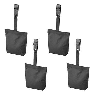 Zandzakken voor beschermhoes set van 4 stuks