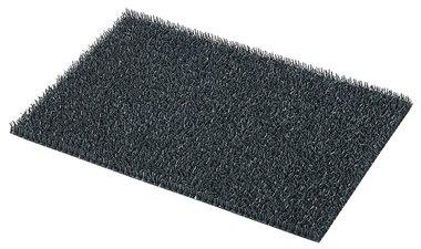 AstroTurf® Deurmat gras donker grijs kunststof 40x60cm