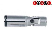 Bougie dop met kniegewricht 20.6mm