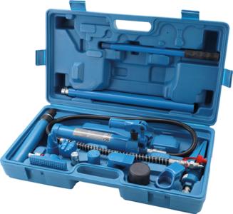 Bgs Technic Carosserie en Bumper reparatieset hydraulisch 4 TO