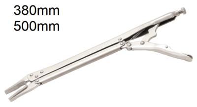 Bgs Technic Griptang, langbek, 380 mm