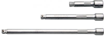 Kantelverlengstukset (3/8) 75 / 150 / 250 mm, 3-delig