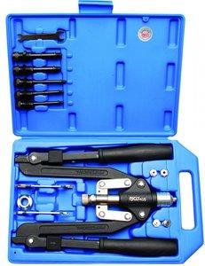 Bgs Technic Popnageltang schaar uitvoering 3,2 - 6,4 mm