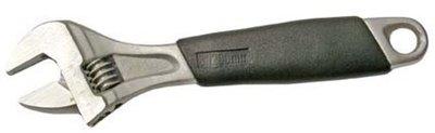 Bgs Technic Verstelbare engelse moersleutel, 200 mm Baco