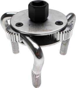 Bgs Technic Oliefilterspin, 3-armen voor oliefilter diameter 60 - 110 mm