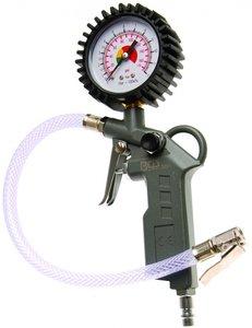 Bgs Technic Pistol-Grip luchtinflator 0 - 8 bar