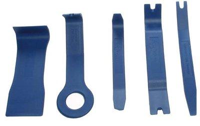 Bgs Technic Sierlijstwigset verschillende vormen 5-delig