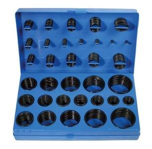 Bgs Technic O-ring-assortiment diameter 3 - 50 mm 419-delig