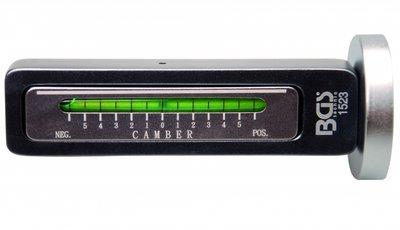 Bgs Technic Camber & Caster meter, magnetische waterpas