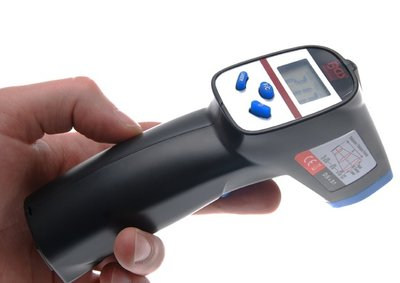 Bgs Technic Thermometer, Laser digitaal