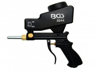 Bgs Technic Zandstraalpistool, 600 cm³