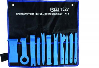 Bgs Technic Deurbekleding / Sierlijst demontageset, 11 delig