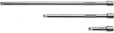 Bgs Technic Verlengstuk set 1/4 75-150-250 mm