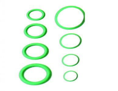 Bgs Technic O ringen HNBR , assortiment 225 (airco)
