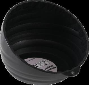 Bgs Technic Onderdelenbak, rond diameter 145 mm , magnetisch