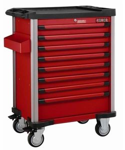 8-drawer trolley with 405pc tools (EVA)