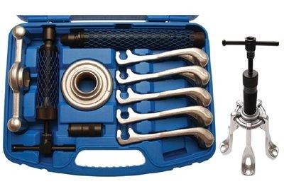 Bgs Technic Aandrijfas Puller Set, hydraulisch